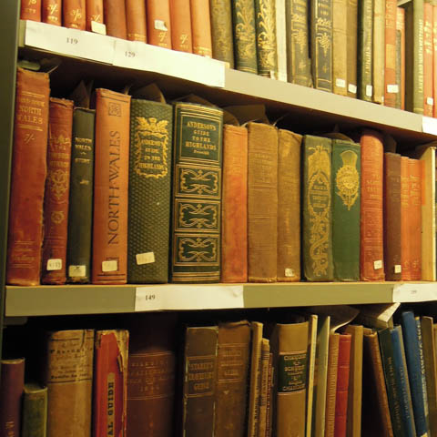 Alpine Club Library